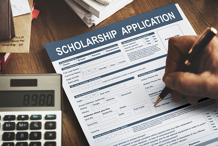 scholarship applicaiton