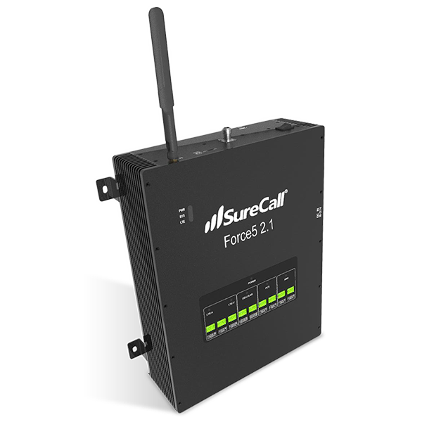 Force5 2 1 | Cell Signal Booster for Large Buildings
