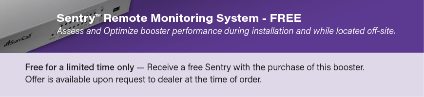Free Sentry Remote Monitoring System